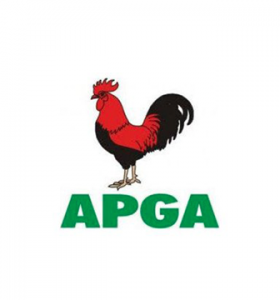 APGA- All Progressives Grand Alliance