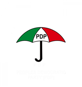 PDP -Peoples Democratic Party