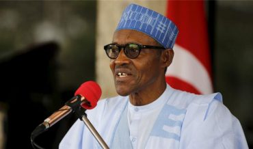 Nigeria's Buhari To Run In 2019 Elections